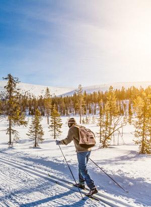 Wintersport Noorwegen; Trysil