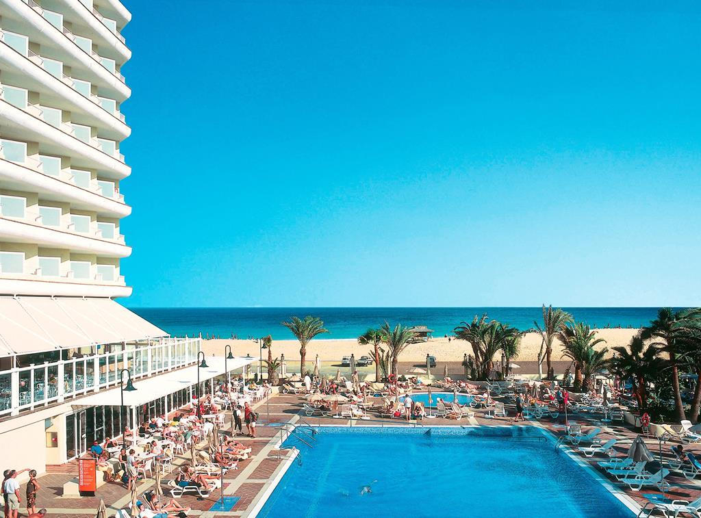 Fuerteventura saai? Echt niet, Hotel Riu Oliva Beach Resort