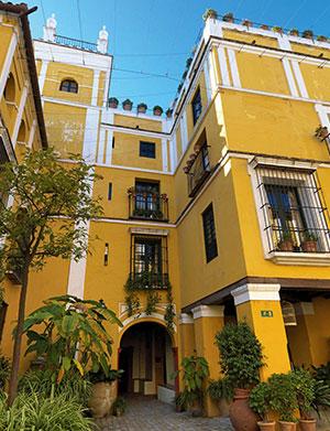 Hotel Las Casas de la Juderia, Sevilla