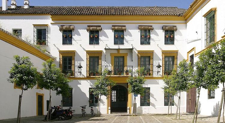 Overnachten in Sevilla: Hotel Las Casas del Rey de Baeza