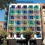 Bezienswaardigheden Bilbao, Hotel NH Collection Ria de Bilbao