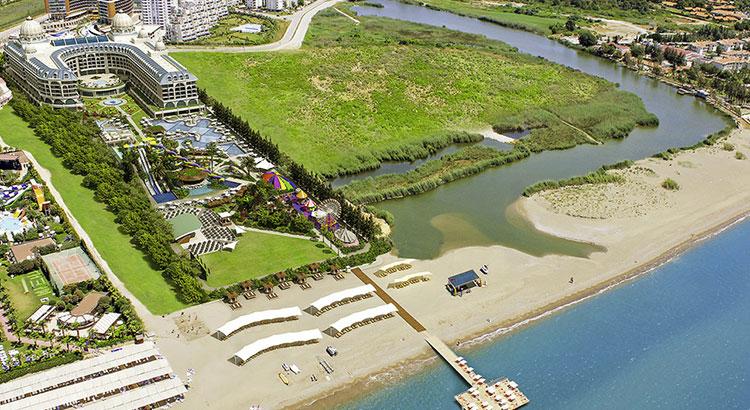 Nieuw geopende hotels Turkije: Adalya Elite