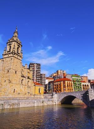 Minder bekende Spaanse steden: Bilbao