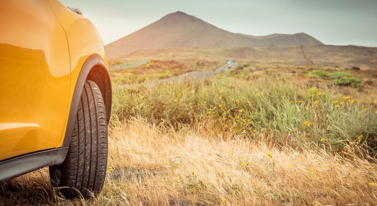 Canarische eilanden per auto verkennen