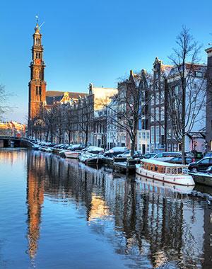 Last minute kerstvakantie Nederland, Amsterdan