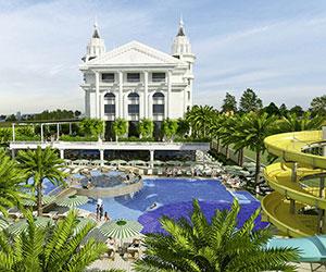 Nieuw geopende hotels Turkije: Side Royal Palace & Spa