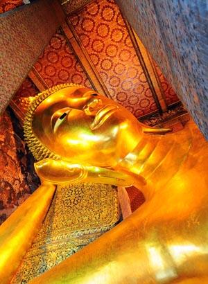 Tempels Bangkok: Wat Pho