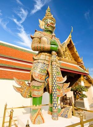 Tempels Bangkok: Wat Phra Kaew