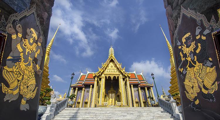 Wat?! Tempelhoppen in Bangkok
