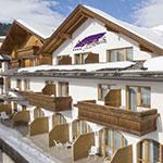 Kindvriendelijke wintersportbestemming, Hotel Amadeus Micheluzzi