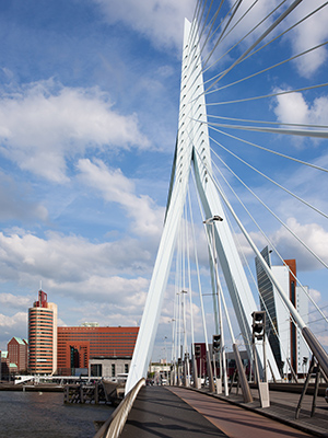 Beste hardloopsteden ter wereld: Rotterdam