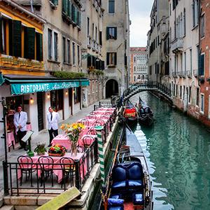 Culinair Italië: Venetië