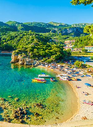 Griekse eilanden, welke past bij jou: Corfu
