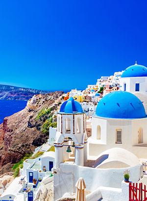 Griekse eilanden, welke past bij jou: Santorini