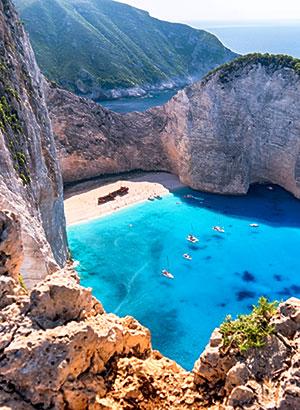 Griekse eilanden, welke past bij jou: Zakynthos