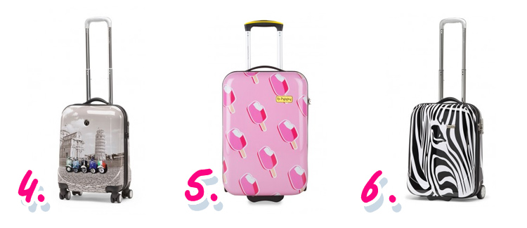Regelss handbagage koffers
