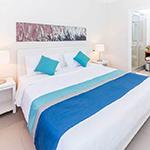 Blue Monday bestemmingen: Mauritius, Trou aux Biches, Be Cosy Aparthotel)
