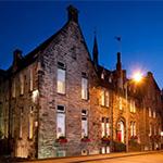 Verrassende romantische steden: Edinburgh City Hotel