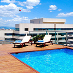 Beste hardloopsteden ter wereld: Barcelona. Eurostars Grand Marina Hotel