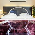 Verrassende romantische steden: Kossak Hotel, Krakau