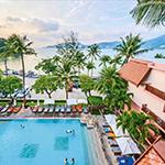 Toegankelijk Thailand: Seaview Patong Hotel, Phuket