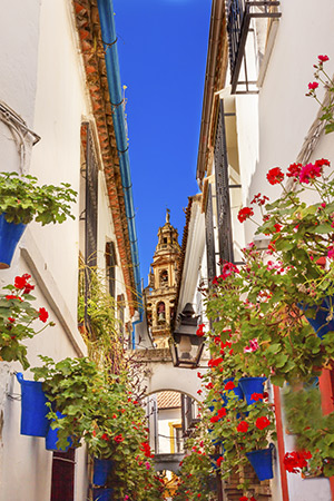 Minder bekende Spaanse steden, Córdoba