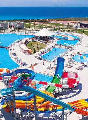 Nieuw geopende hotels Turkije: Aquasis De Luxe Resort & Spa