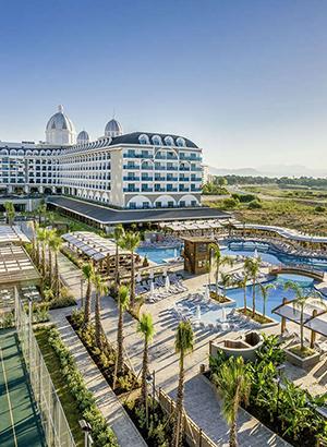 Nieuwe hotels Turkije: Adalya Elite lara
