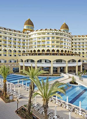 Nieuwe hotels Turkije: Kirman Hotels Sidemarin Beach & Spa