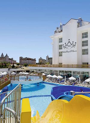 Nieuwe hotels Turkije: Side Royal Palace Hotel & Spa