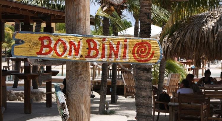 populariteit Nederlandse Antillen: Bon Bini