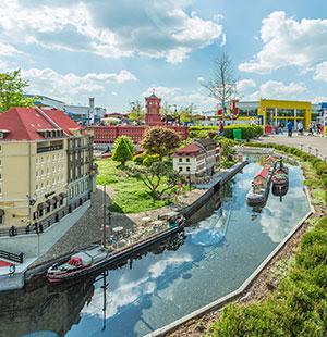 Pretparken in Duitsland: Legoland® Duitsland
