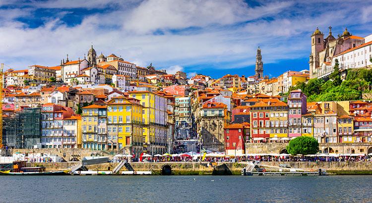 Stedentrip Porto opkomend in 2016
