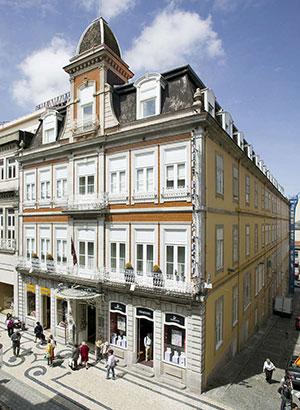 Stedentrip Porto, hotels