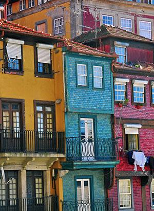 Stedentrip Porto opkomend