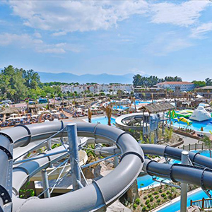 Sunconnect hotels glijbanen