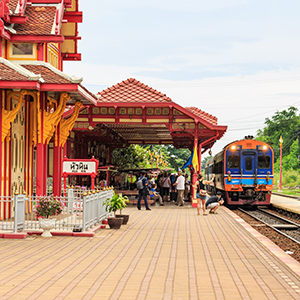 Toegankelijk Thailand: Hua Hin