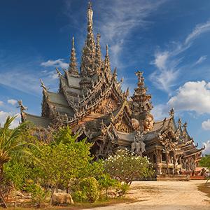 Toegankelijk Thailand, Pattaya