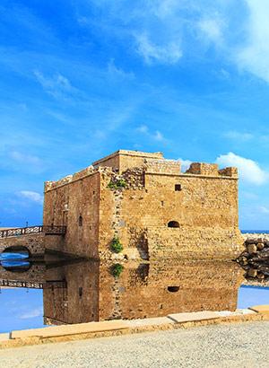 Veelzijdig Paphos, haven