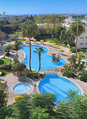 Veelzijdigheid Paphos: hotels