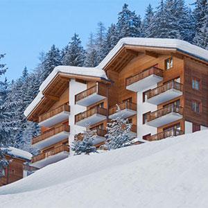 Wellness spots Alpen, Zwitserland