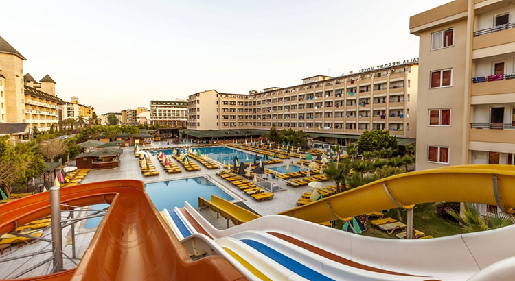 All Inclusive Turkije: Eftalia Resort