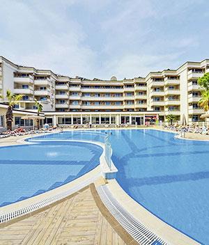 All inclusive Turkije: Linda Resort Hotel