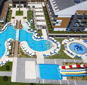 All inclusive Turkije: Terrace Elite Resort