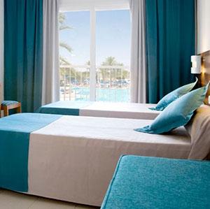 All inclusive hotels Mallorca: Globales BOuganvilla Aparthotel