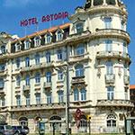 Wijken Praag: Hotel Astoria