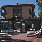 Nationale parken in Spanje, Hotel Spa Villalba