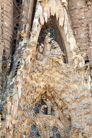 Sagrada Família, Barcelona, Spanje