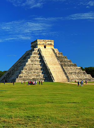 All inclusive vakantie Mexico: Chitzen Itza
