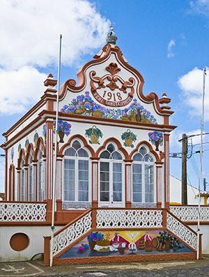 Azoren: terceira